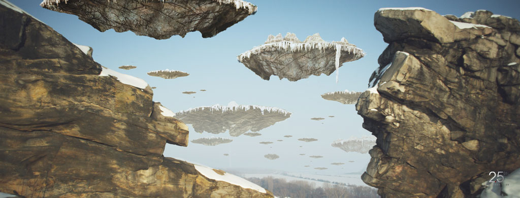 VITRO - Digital Matte Painting by Joachim Simon